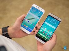 So sánh điện thoại Samsung Galaxy S7 Edge và HTC One M9