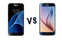 So sánh điện thoại Samsung Galaxy S7 và Samsung Galaxy S6