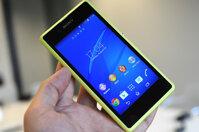 So sánh điện thoại Sony Xperia E3 và điện thoại HTC Sensation XE (Z715e)