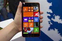 So sánh điện thoại Sony Xperia Z C6603 và Nokia Lumia 1320