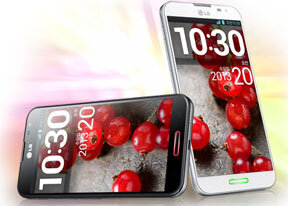 So sánh điện thoại Sony Xperia Z Ultra C6883 và LG Optimus G Pro E985