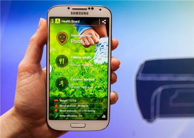 So sánh điện thoại Sony Xperia E và điện thoại Samsung Galaxy S4 I9506