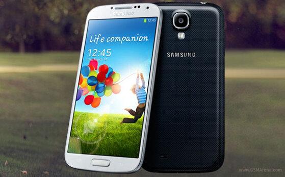 So sánh điện thoại Sony Xperia C C2305 và điện thoại Samsung Galaxy S4 i9500