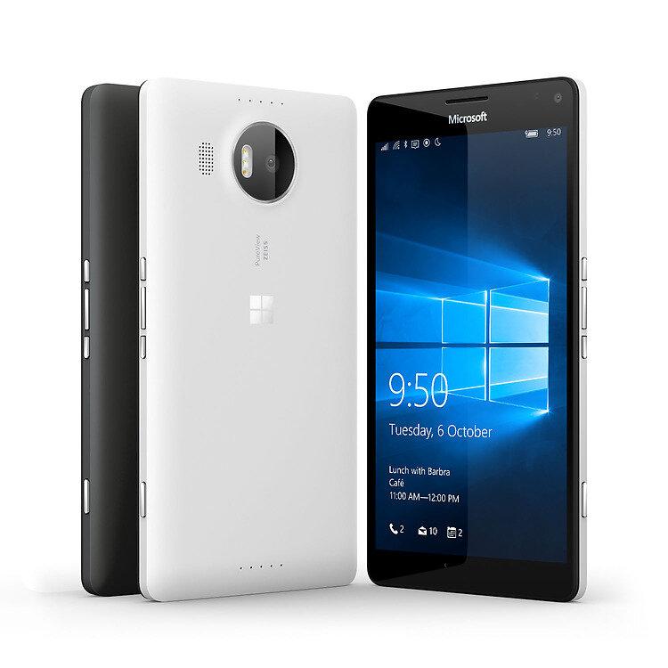 So sánh điện thoại Sony Xperia Z2 và Microsoft Lumia 950XL