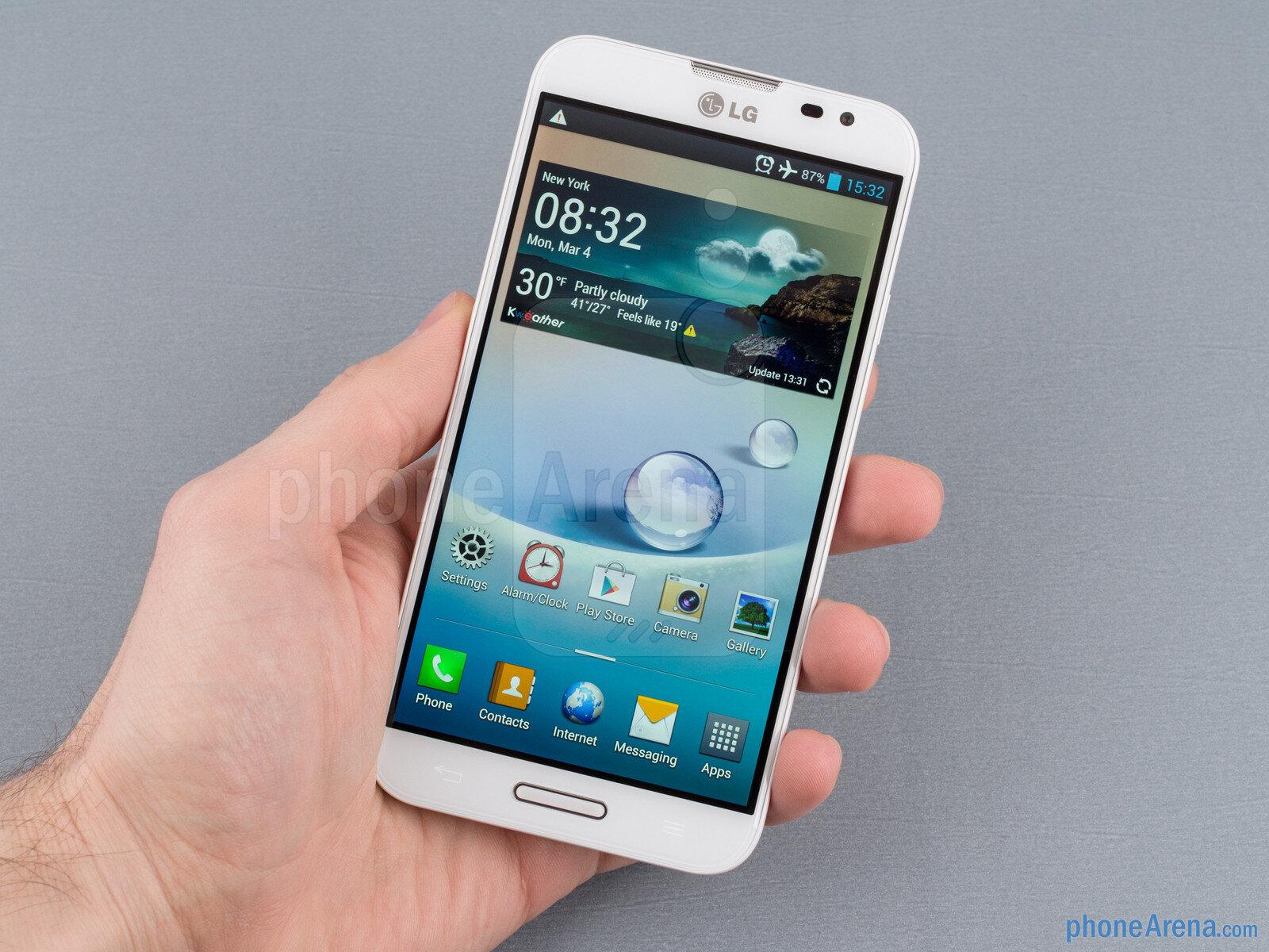 So sánh điện thoại Sony Xperia M2 Dual và điện thoại LG Optimus G Pro