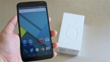 So sánh điện thoại Sony Xperia Z5 và Google Nexus 6