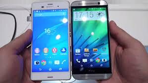 So sánh điện thoại Sony Xperia M4 Aqua và HTC Desire Eye