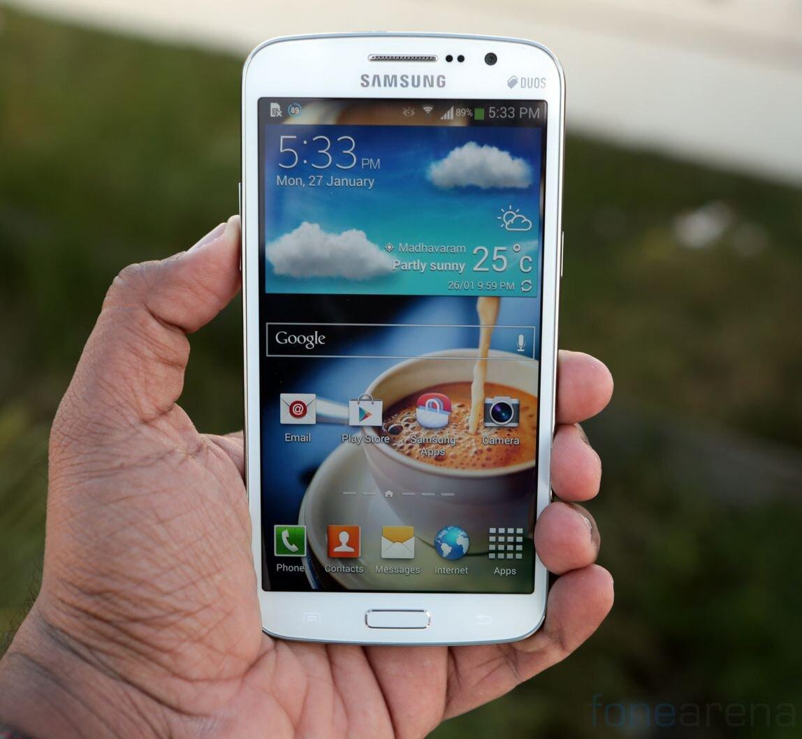 So sánh điện thoại Sony Xperia C C2305 và Samsung Galaxy Grand: kẻ tám lạng người nửa cân