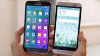 So sánh điện thoại tầm trung Galaxy S4 và HTC One E8 Dual