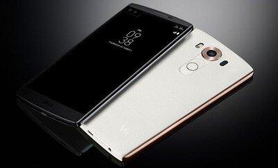 So sánh điện thoại thông minh LG V10 và LG G4