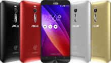 So sánh điện thoại thông minh Asus Zenfone 2 và ZenFone 2 Laser