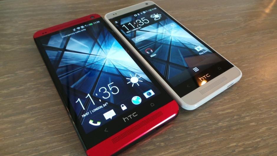 So sánh điện thoại thông minh Samsung Galaxy J5 và HTC One Mini (HTC M4)
