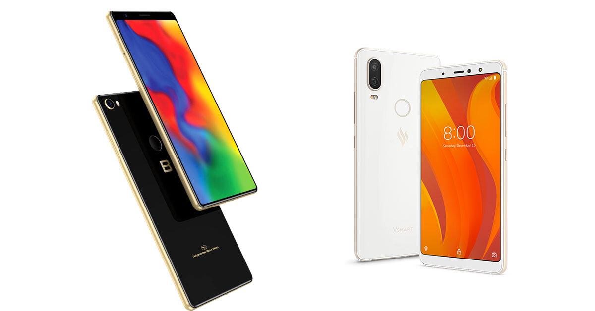 So sánh điện thoại VSmart Active 1 Plus và Bphone 3: smartphone Việt nào tốt hơn?