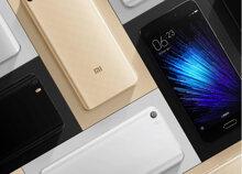 So sánh điện thoại Xiaomi Mi 5 và Samsung Galaxy Note 5