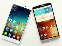 So sánh điện thoại Xiaomi Redmi Note 3 và LG G3