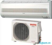 So sánh điều hòa máy lạnh Sanyo và điều hòa máy lạnh Midea