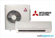 So sánh điều hòa máy lạnh Sanyo và điều hòa máy lạnh Mitsubishi