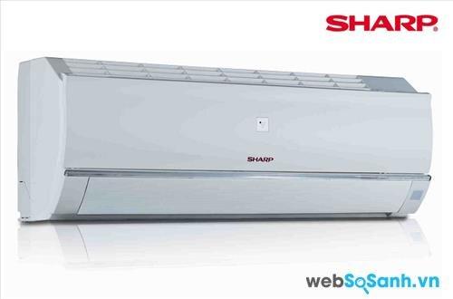 So sánh điều hòa máy lạnh Sharp và điều hòa máy lạnh Sanyo
