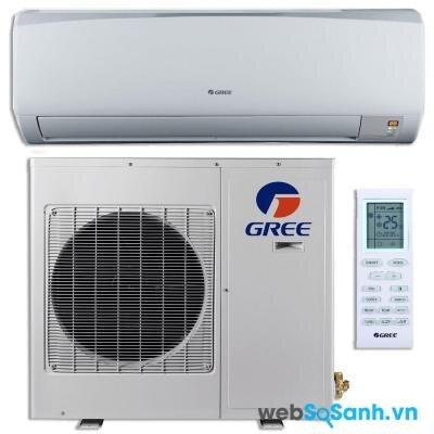 So sánh điều hòa máy lạnh Mitsubishi và điều hòa máy lạnh Gree