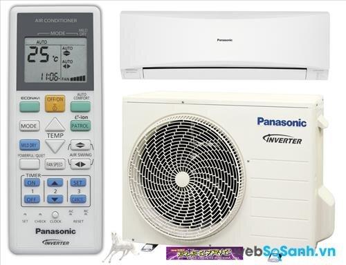 So sánh điều hòa máy lạnh Panasonic và điều hòa máy lạnh Carrier