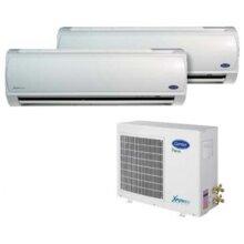 So sánh điều hòa máy lạnh Carrier và điều hòa máy lạnh Daikin