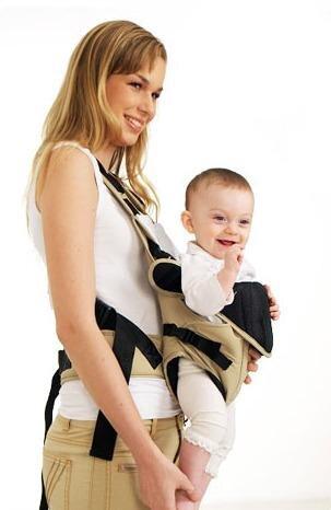So sánh Địu em bé Baby Carrier Thái Lan vs Địu trẻ em Mothercare 4 tư thế