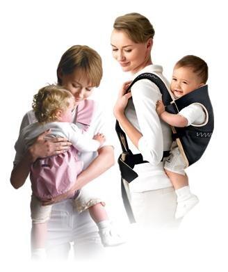 So sánh Địu em bé ERGO Organic baby carrier và Farlin BF-509