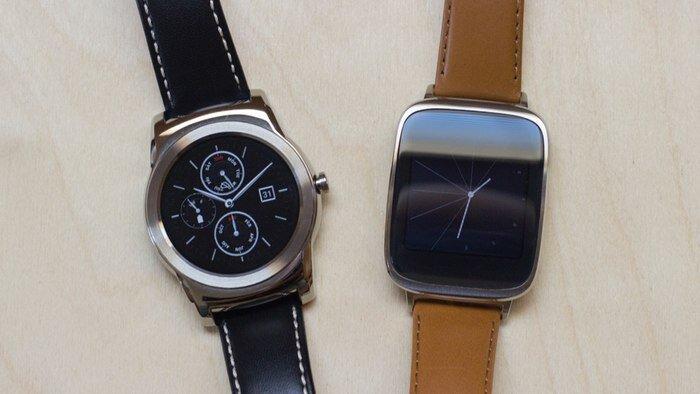 So sánh đồng hồ thông minh LG Watch Urbane và Asus ZenWatch