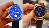 So sánh đồng hồ thông minh LG Watch Urbane và Huawei Watch