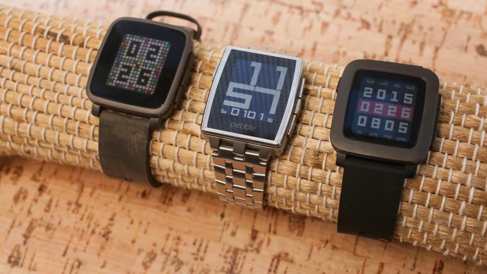 So sánh đồng hồ thông minh Asus ZenWatch và Pebble Time Round