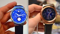 So sánh đồng hồ thông minh Huawei Watch và LG Watch Urbane 2