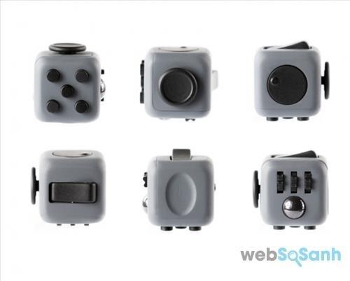 So sánh Fidget Cube và Hand Spinner – nên mua loại nào tốt hơn