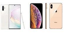 So sánh Galaxy Note 10 Plus và iPhone Xs Max: nên mua điện thoại nào tốt nhất lúc này?