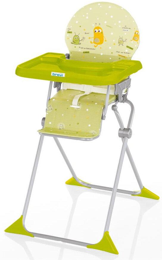 So sánh ghế ăn bột cho bé Hauck Mac ES-639320 với Brevi Junior BRE211