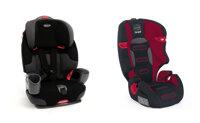 So sánh ghế ngồi ô tô cho bé Brevi Oki B.Fix BRE528 với Graco Nautilus GC-8J57CACE