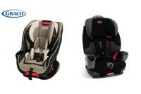 So sánh ghế ngồi ô tô Graco Marok 8W300MRK với Graco Nautilus GC-8J57CACE – An toàn cho bé
