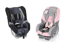 So sánh ghế xe hơi Graco My Ride GC-8L07CWK2 với Brevi Grandprix Silverline Hello Kitty BRE515-022HK