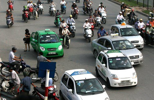 So sánh giá cước taxi tại Việt Nam và các nước trên thế giới