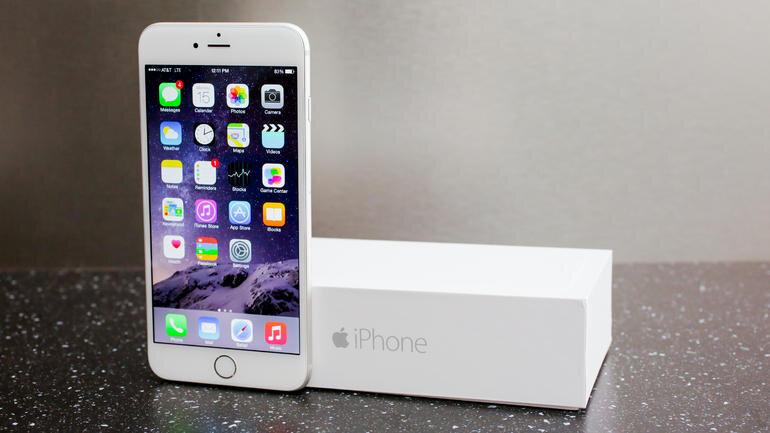So sánh giá điện thoại Apple iPhone chính hãng cập nhật tháng 11/2015