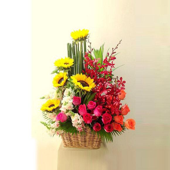 So sánh giá hoa của các shop điện hoa uy tín tại Thành phố Hồ Chí Minh
