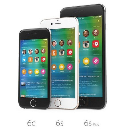 So sánh giá iPhone 6s/6s Plus với các thế hệ tiền nhiệm lúc mới ra mắt