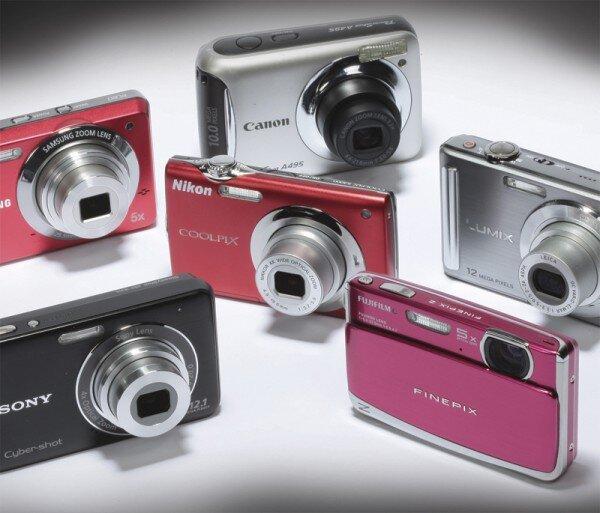 So sánh giá máy ảnh compact (tháng 9/2015)
