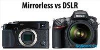 So sánh giá máy ảnh Mirror Less (tháng 11/2015)