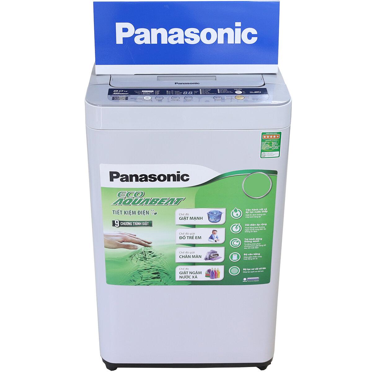 So sánh giá máy giặt Panasonic cập nhật tháng 6/2015