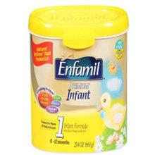 So sánh giá sữa bột Enfamil cập nhật tháng 7/2015
