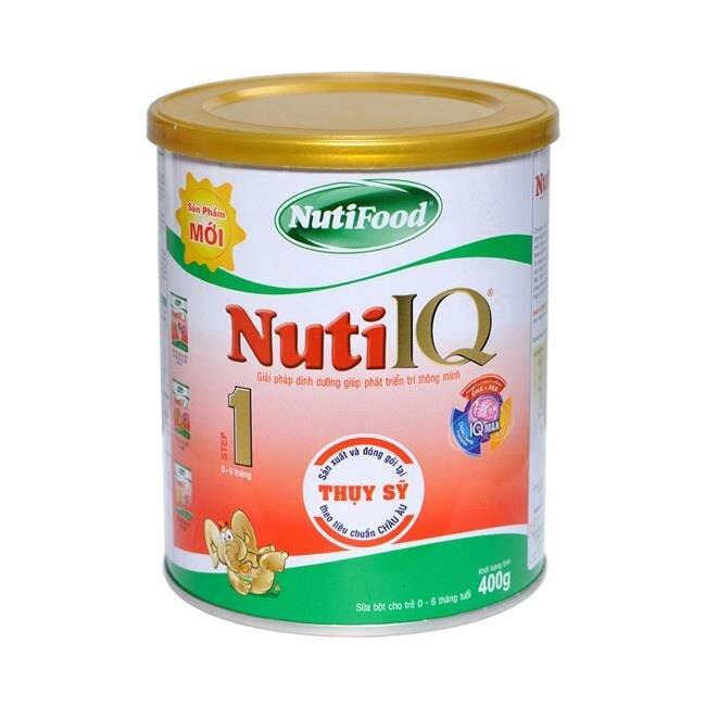 So sánh giá sữa bột Nutifood cập nhật tháng 7/2015