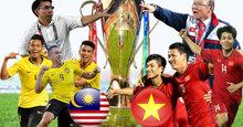 So sánh giá vé bóng đá trận chung kết AFF Suzuki Cup 2018 được bán tại Malaysia và Việt Nam