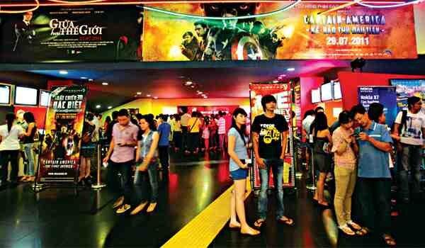 So sánh giá vé của tất cả các rạp chiếu phim ở Thành phố Hồ Chí Minh
