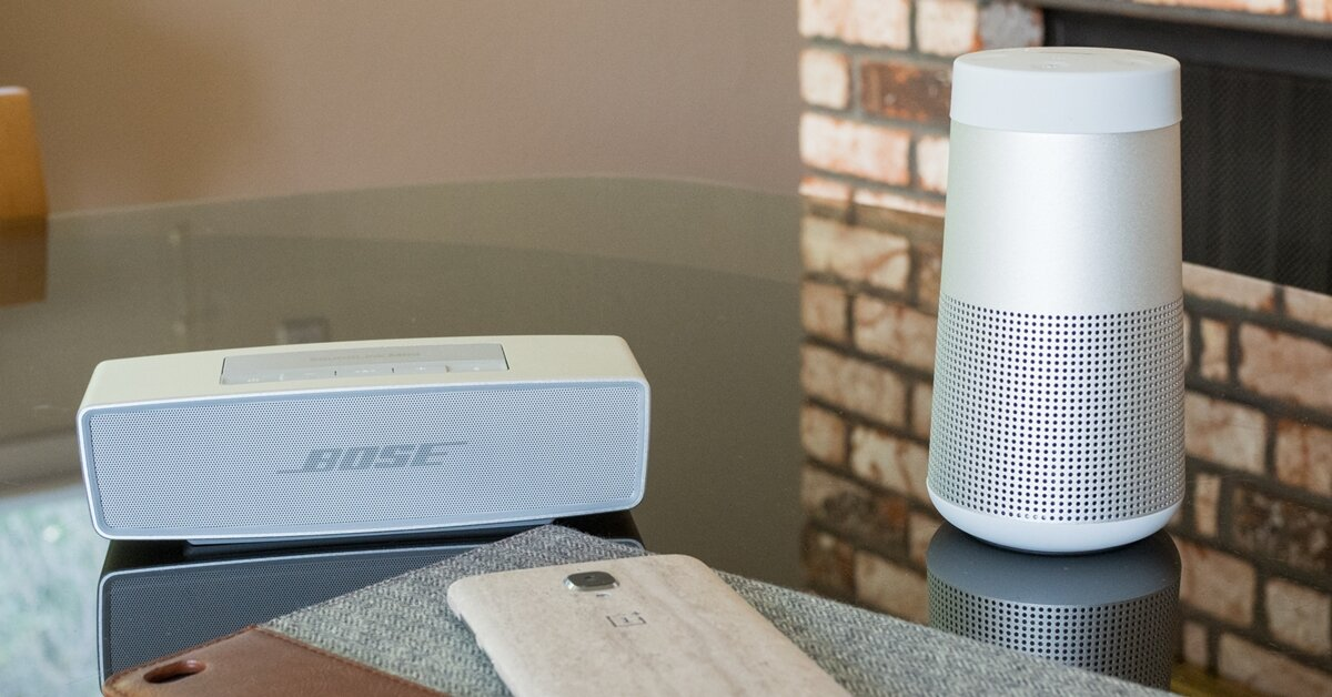 So sánh hai chiếc loa Bose Soundlink Mini 2 và Revolve: Cái nào tốt hơn?