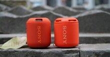 So sánh hai mẫu loa bluetooth cùng nhà Sony SRS-XB12 và SRS-XB10